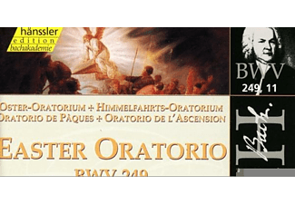 VARIOUS - EASTER ORAT.BWV249/ASCENSION O - (CD)