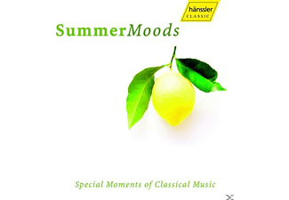VARIOUS - Summer Moods - (CD)