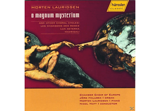 Halubek - O Magnum Mysterium And Other Choral - (CD)