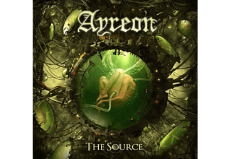 Ayreon - Source (Earbook Edition) (CD + DVD)