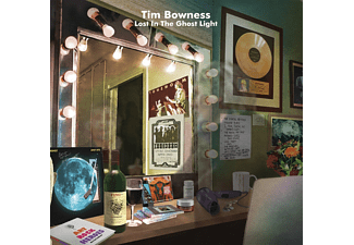 Tim Bowness - Lost in the Ghost Light (Vinyl) (Vinyl LP + CD)