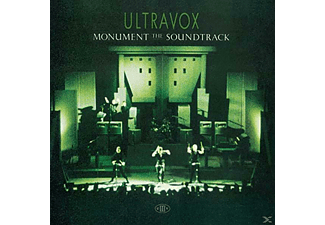 Ultravox - Monument-The Soundtrack (180 - (Vinyl)