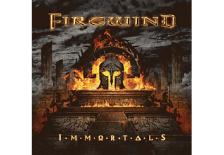 Firewind - Immortals (High Quality Edition) (Vinyl LP + CD)