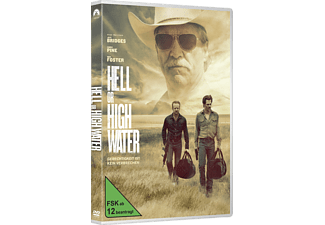 Hell Or High Water - (DVD)