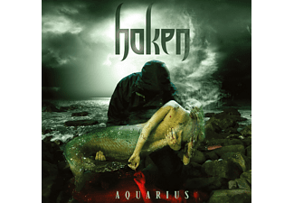 Haken - Aquarius (Re-issue 2017) (CD)