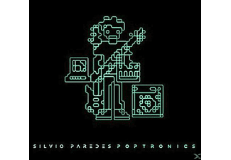 Silvio Paredes - Poptronics [CD]