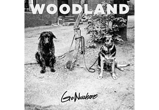 Woodland - Go Nowhere (Black Vinyl Incl.CD) - (LP + Bonus-CD)