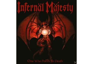 Infernal Majesty - One Who Points To Death (Ltd.Blood-Red Vinyl) - (Vinyl)