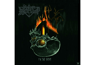 Satan Worship - I'm The Devil - (CD)