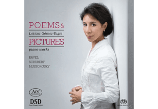 Leticia Gomez-tagle - Poems & Pictures - (SACD Hybrid)