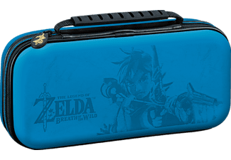 Bigben Nintendo Switch Travel Case Zelda Blauw