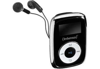 INTENSO Music Mover MP3 Player (8 GB, Schwarz)