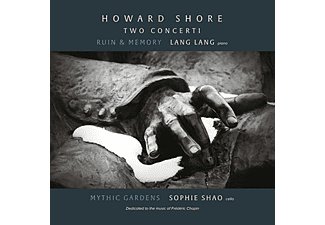 Howard Shore - Howard Shore: Two Concerti (CD)