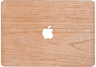 WOODCESSORIES EcoSkin, MacBook Air, 11.6 Zoll, Kirschholz