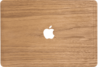 WOODCESSORIES EcoSkin, MacBook, 12 Zoll, Walnussholz