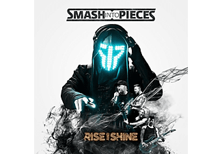 Smash Into Pieces - Rise and Shine (CD)