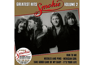 Smokie - Greatest Hits Vol 2 (New Extended Version, Gold) (CD)