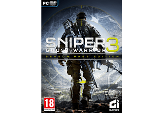 Sniper Ghost Warror 3 Limited Edition PC