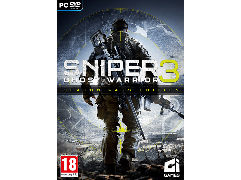 Sniper Ghost Warrior 3 Season Pass Edition PC laptop  tablet  computing  software παιχνίδια pc gaming games pc games