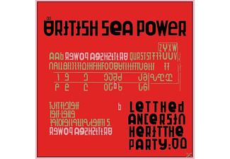 British Sea Power - Let The Dancers Inherit The Party - (CD)