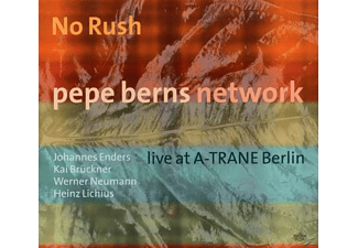 Pepe Network Berns - Live At A-TRANE Berlin - (CD)