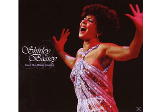 Shirley Bassey - Keep The Music Playing - (CD)