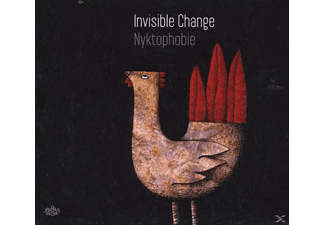 Oliver Maas Invisible Change - Nyktophobie - (CD)