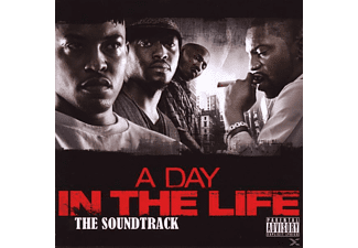 Sticky Fingaz - A Day In The Life-The Soundtrack - (CD)