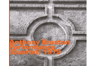 Anthony Braxton - Performance (Quartett) 1979 - (CD)