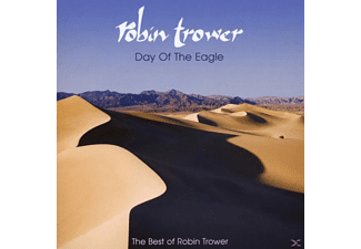Robin Trower - DAY OF THE EAGLE (THE BEST OF ROBIN TROWER) - (CD)