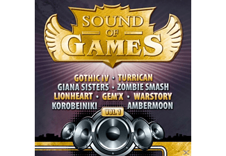VARIOUS - Sounf Of Games Vol.1 - (CD)