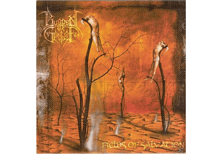 Burden Of Grief - Fields Of Salvation - (CD)