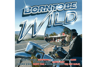 VARIOUS - Born To Be Wild - (CD)