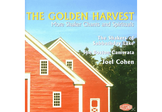 The Boston Camerata - The Golden Harvest - (CD)