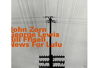 John Zorn - NEWS FOR LULU - (CD)