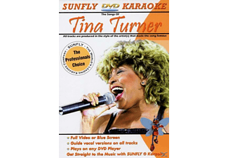VARIOUS - The Songs Of Tina Turner - (DVD)