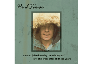 Paul Simon - Threads+Grooves (Me And Julio Down By The School - (Vinyl)