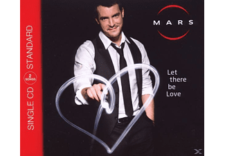 Mars Melissa - Let There Be Love (2track) - (5 Zoll Single CD (2-Track))