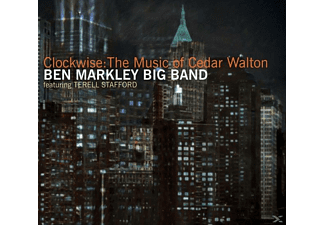 Ben Markley Big Band - Clockwise The Music Of Cedar Walton - (CD)