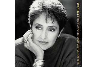 Joan Baez - Complete Gold Castle Masters - (CD)