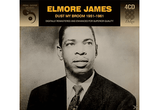 Elmore James - Dust My Broom 1951-1961 - (CD)