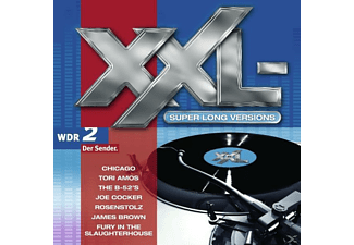 VARIOUS - WDR 2 XXL-Super Long Versions - (CD)