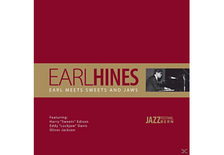 Earl Fatha Hines - Earl Meets Sweets And Jaws - (Vinyl)