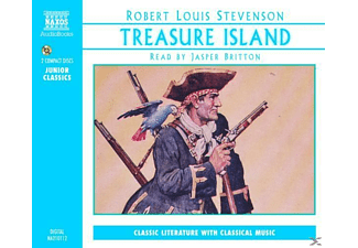 Treasure Island - 2 CD - Kinder/Jugend