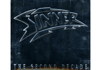 Sinner - The Second Decade - (CD)