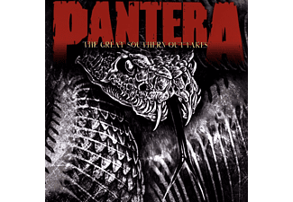 Pantera - The Great Southern Outtakes (Vinyl LP (nagylemez))