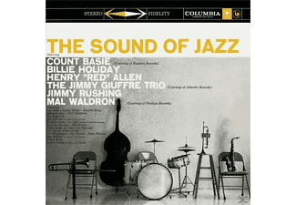 VARIOUS - The Sound Of Jazz - (Vinyl)