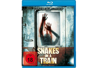 Snakes On A Train - (Blu-ray)