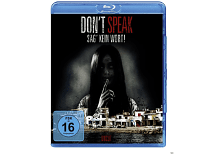 Don't Speak - Sag kein Wort! - (Blu-ray)
