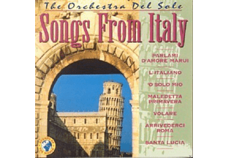 Orchestra Del Sole - Songs From Italy - (CD)